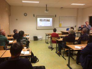 Workshop Eric van den Berg