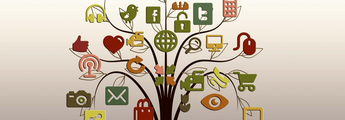 sociale media kiezen